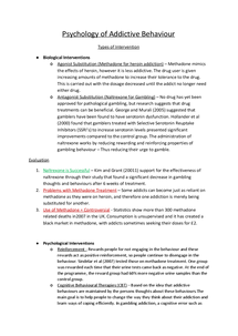 Preview of (Full Notes) Types of Intervention