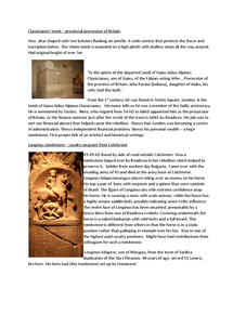 Preview of Funerary Sources
