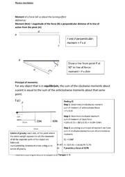 ib physics mechanics notes pdf
