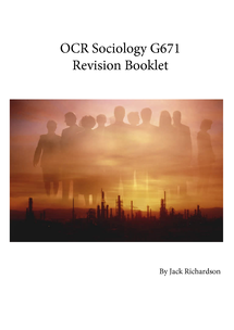 Preview of G671 REVISION BOOKLET