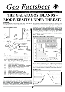Preview of Galapagos Case Study