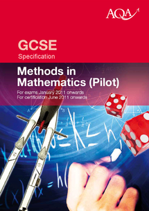Preview of GCSE AQA MATHS METHODS SPECIFICATION