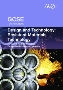 Preview of GCSE AQA PRODUCT DESIGN SPECIFICATION
