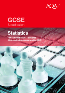 Preview of GCSE AQA STATISTICS SPECIFICATION