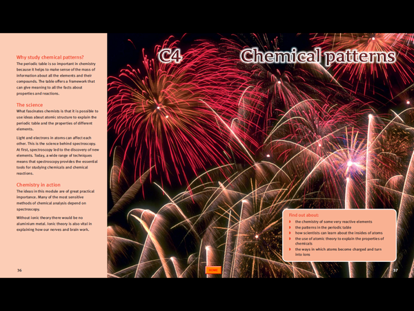 Preview of GCSE Chemistry C4, 5 AND 6- OCR 21st century Science Printable BOOK