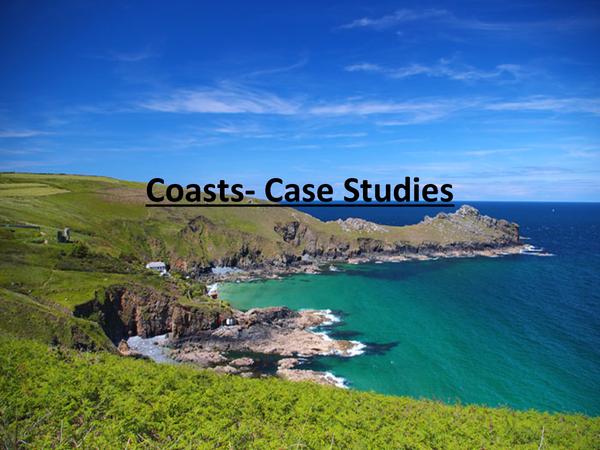 Preview of GCSE Coastal Zone Case Studies