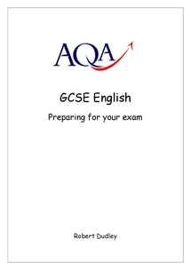 Preview of GCSE English: Preparing for your exam