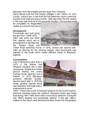 blackpool tourism case study gcse geography