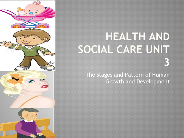 Preview of gcse health and social care