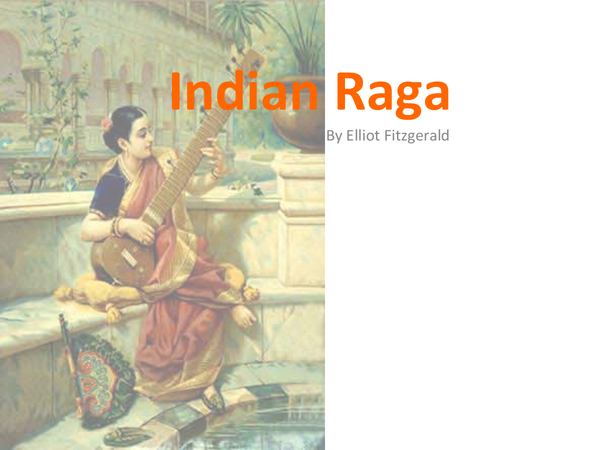Preview of GCSE Indian Classical Music (Raga) Edexcel