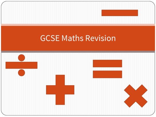 Preview of GCSE Percentages