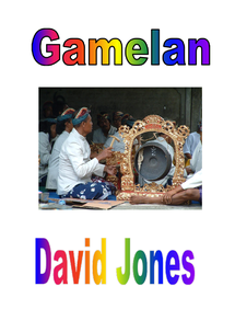 Preview of GCSE - music powerpoint - Gamelan