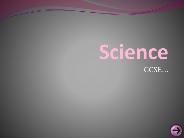 Preview of GCSE Science Biology 1A and Chemistry 1B
