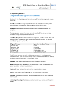 ict short course key revision notes This examination paper will assess the requirements of the key stage 4 programme of  (short course) in ict,  a course in information and communication .