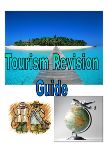 Preview of GCSE Tourism Revision Guide