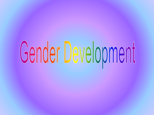 Preview of Gender Development Powerpoint