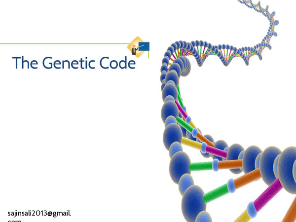 Preview of Genetic Code