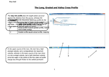 Preview of GEOG1 - Rivers - 5 - The Long, Graded and Valley Cross Profiles