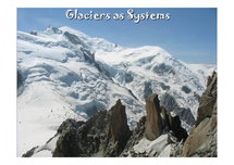 Preview of Geog A Level Notes on Glaciers as Systems