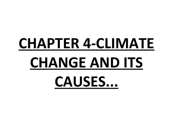 Preview of geography AS world at risk unit 1 chapters 4&5