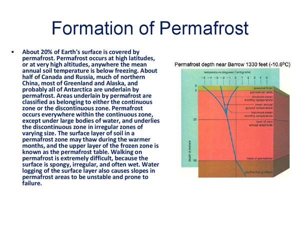 Preview of Glaciers - Periglacial Landforms