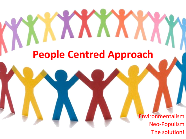 Preview of Global Development People Centered Approach