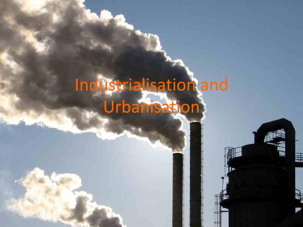 Preview of Global Development Urbanisation and Industrialisation