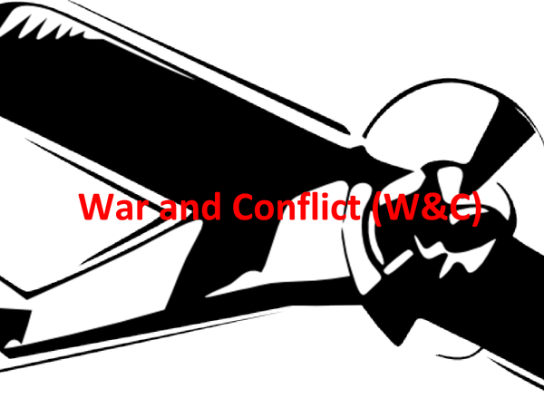 Preview of Global Development War and Conflict