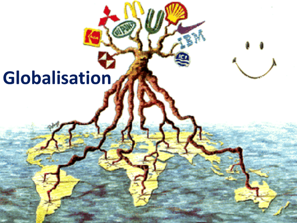 Preview of Global Developments Globalisation