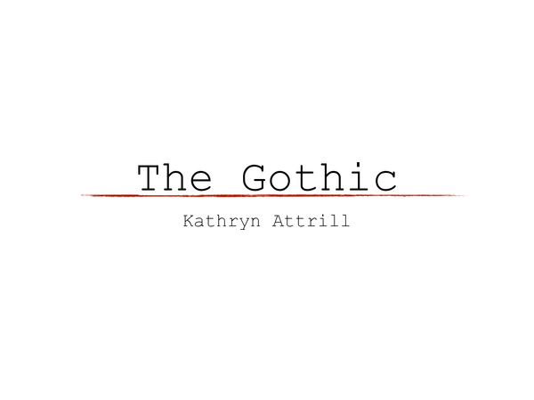Preview of Gothic quotes - The Bloody Chamber, Faustus and Frankenstein