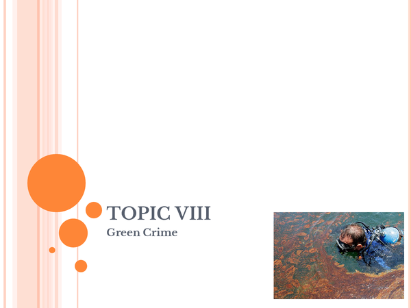 Preview of Green Crime