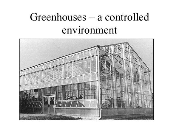 Preview of greenhouse gases