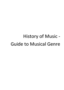 Preview of Guide to Genre