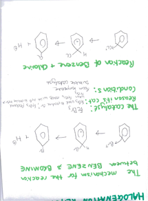 Preview of Halogenation page 2 of 2
