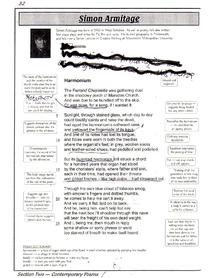 Preview of Harmonium analysis