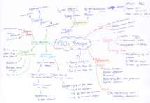 Preview of History - '60s teenager mind map