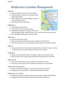 Preview of Holderness Coastline Management