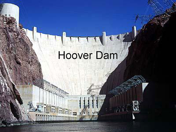 Preview of Hoover Dam