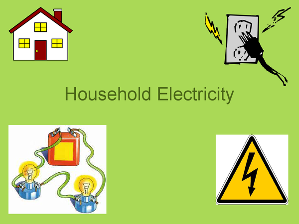 Preview of Household Electricity