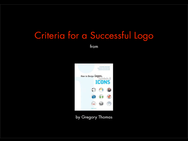 Preview of How to create a successful logo