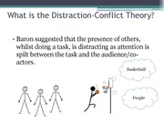 how to write an essay on the distraction conflict theory  preview of page 2
