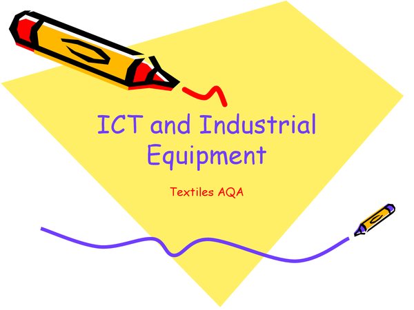 Preview of ICT and Industrial Equipment (CAD/CAM)