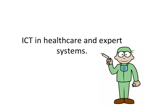 Preview of ICT in healthcare