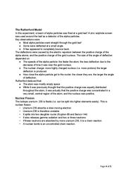 Igcse psychology notes