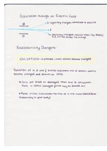 Preview of iGCSE Radioactivity 4