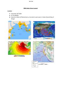 Preview of Indian Ocean Tsunami, 2004