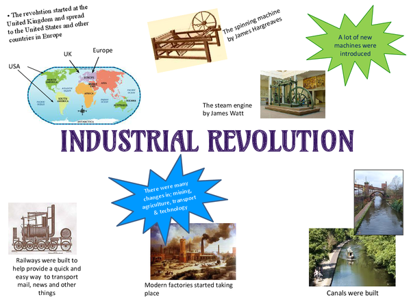 Preview of Industrial Revolution