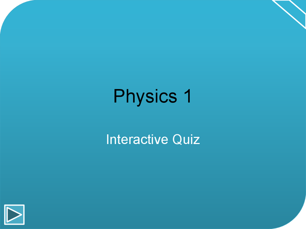Preview of Interactive Quiz