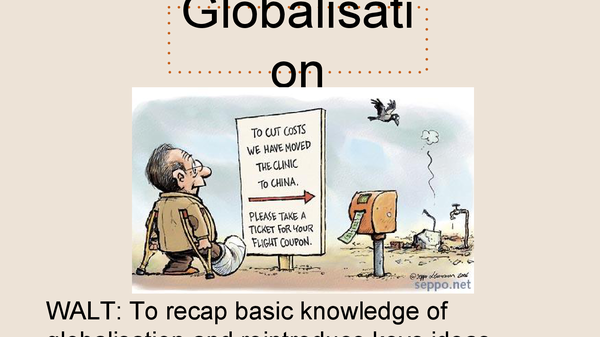 Preview of Introduction to Globalisation