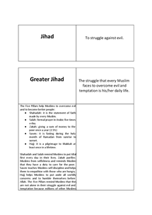 Preview of Islam Ethics: Jihad